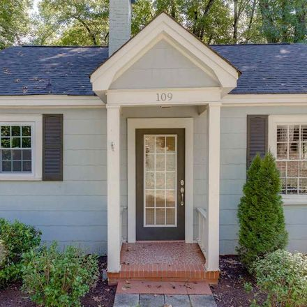 Rent this 2 bed apartment on 109 Hillcrest Circle in Greenville, SC 29609
