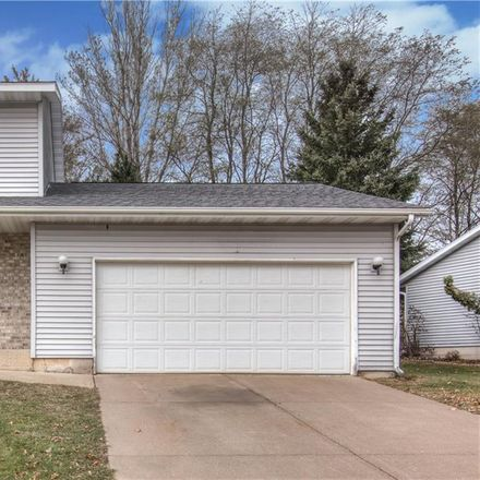 Rent this 3 bed house on 1228 Glades Drive in Altoona, WI 54720