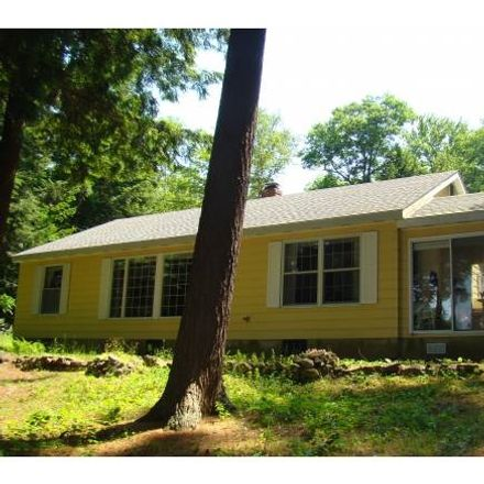 Rent this 2 bed house on 105 Red Hill Road in Moultonborough, NH 03254