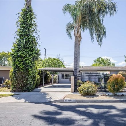 Rent this 4 bed house on 17980 Keswick Street in Los Angeles, CA 91335