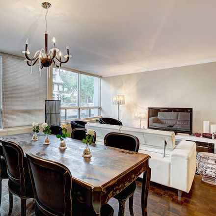 Rent this 2 bed apartment on Golden Square Mile in Montreal, QC H3G 1C7