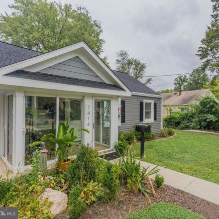 Rent this 4 bed house on Paxton Rd in Falls Church, VA