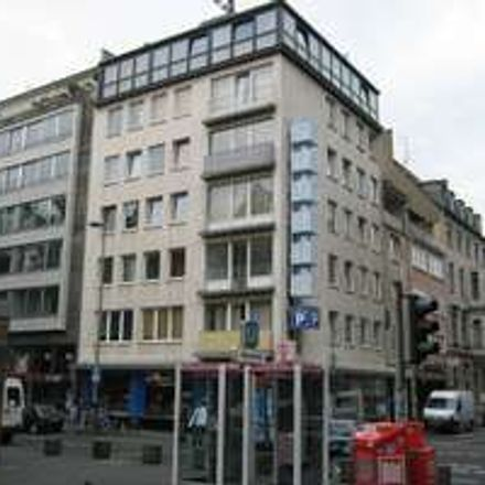 Rent this 1 bed apartment on Cologne in Neustadt/Nord, NW