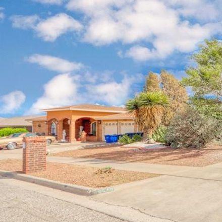 Rent this 3 bed apartment on 4520 C J Levan Court in El Paso, TX 79924