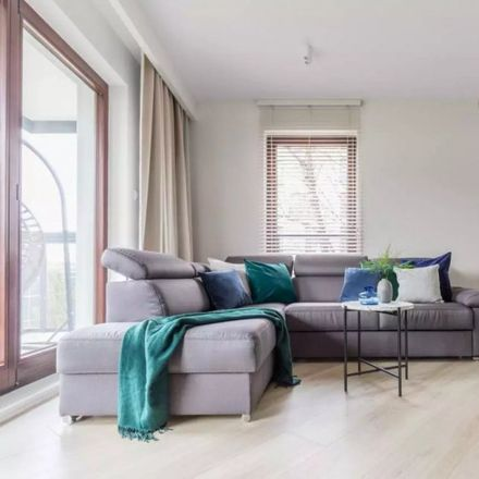 Rent this 3 bed apartment on Wagrowska 12 in 61-369 Poznań, Poland