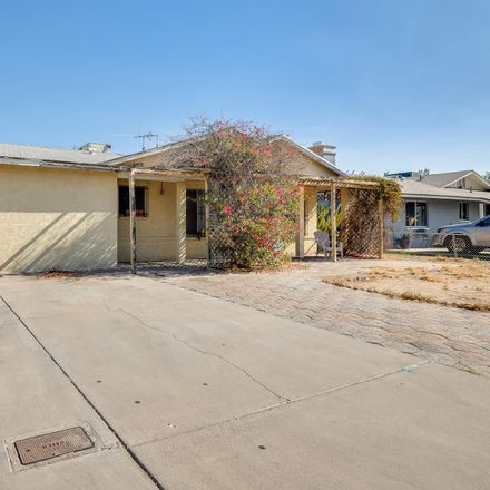 Rent this 3 bed house on 6831 South 7th Avenue in Phoenix, AZ 85041