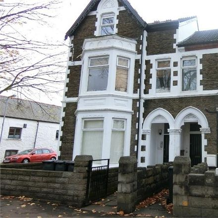 Rent this 2 bed apartment on Stockland Street in Cardiff CF, United Kingdom