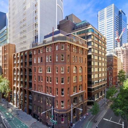 Rent this 1 bed apartment on 367 George Street in Sydney NSW 2000, Australia