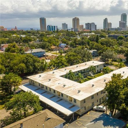 Rent this 2 bed apartment on 9th St N in Saint Petersburg, FL
