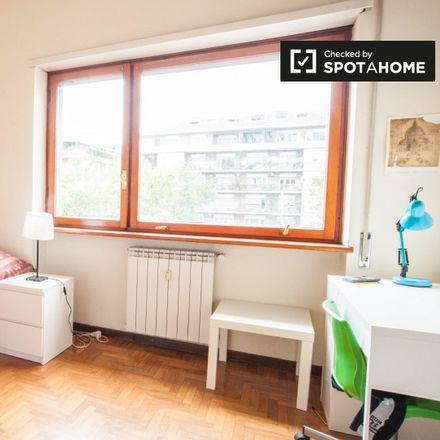 Rent this 4 bed apartment on Via Cesare Rasponi in 00162 Rome Roma Capitale, Italy