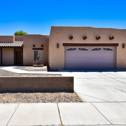Rent this 4 bed apartment on E 38th Ln in Yuma, AZ