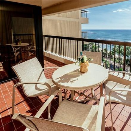 Rent this 2 bed condo on Waikiki Beach Tower in 2470 Kalakaua Avenue, Honolulu