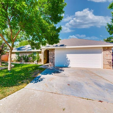Rent this 3 bed house on 5200 Lavaca Avenue in Midland, TX 79707