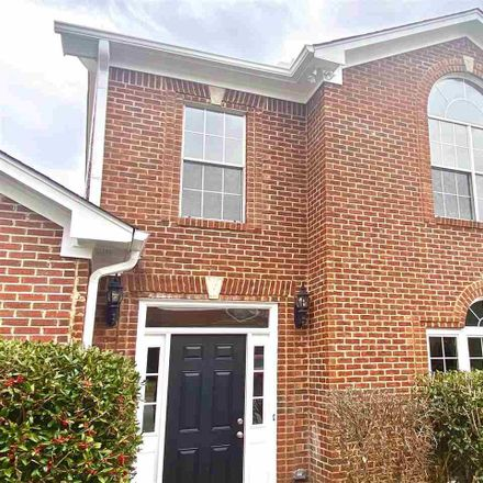 Rent this 3 bed townhouse on 115 Canyon Park Place in Pelham, AL 35124