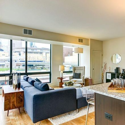 Rent this 1 bed apartment on 5th St N in Minneapolis, MN