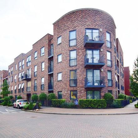 Rent this 1 bed apartment on Madeleine Court in Unwin Way, London