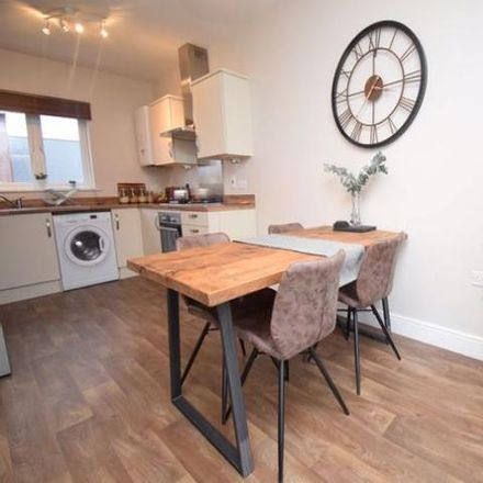 Rent this 3 bed house on Llys Glas y Gors in Coity CF35 6FT, United Kingdom