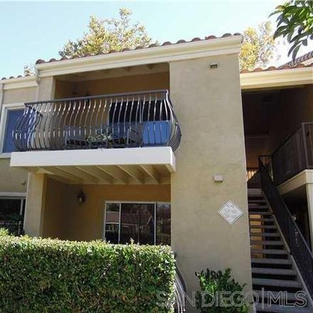 Rent this 1 bed apartment on 3151 Via Alicante in San Diego, CA 92037