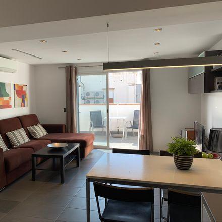 Rent this 1 bed apartment on La Sitgetana in Carrer de Sant Bartomeu, 08870 Sitges