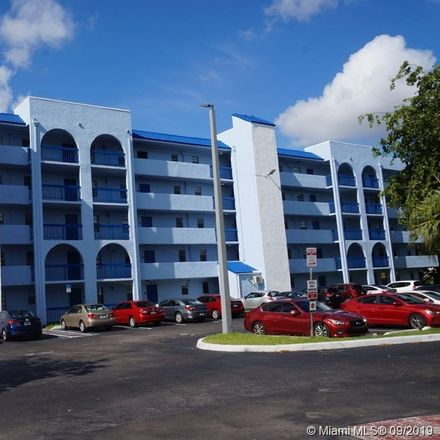 Rent this 1 bed condo on 9460 Fontainebleau Boulevard in Fountainbleau, FL 33172