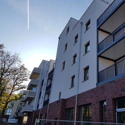 Rent this 1 bed apartment on Langenhorner Chaussee 680 in 22419 Hamburg, Germany