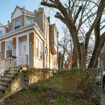 Rent this 5 bed townhouse on 5001 North Warnock Street in Philadelphia, PA 19141
