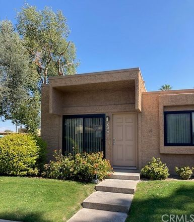 Rent this 2 bed condo on 5780 Los Coyotes Drive in Palm Springs, CA 92264