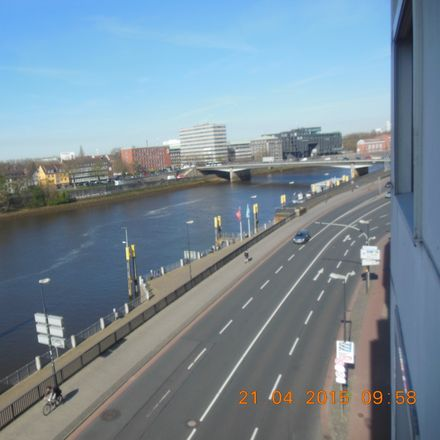 Rent this 2 bed apartment on CDU-Bremen in Am Wall 135, 28195 Bremen