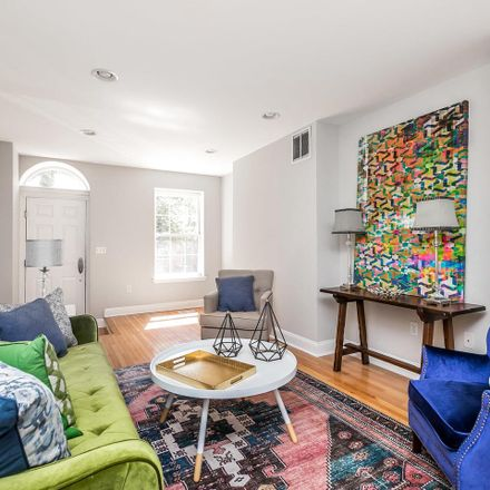 Rent this 3 bed townhouse on 216 South Wolfe Street in Baltimore, MD 21231