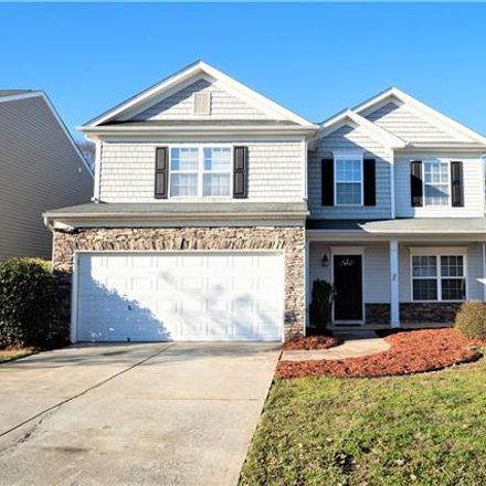Rent this 4 bed house on 8439 Magnolia Springs Drive in Harrisburg, NC 28075