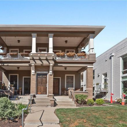 Rent this 2 bed condo on 920 Broadway Street in Indianapolis, IN 46202