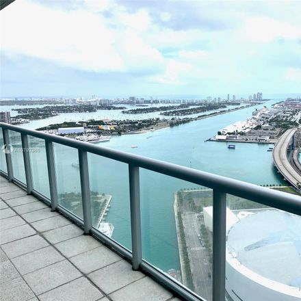 Rent this 2 bed apartment on 888 Biscayne Boulevard in Miami, FL 33132