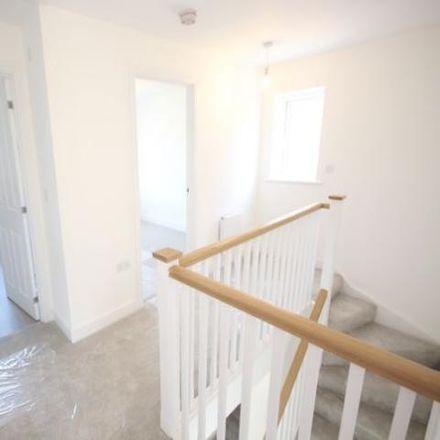 Rent this 4 bed house on Whiteleaf Place in Chorley PR25 5AF, United Kingdom