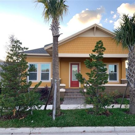 Rent this 3 bed house on Gullstrand Avenue in Orlando, FL 32827-7401