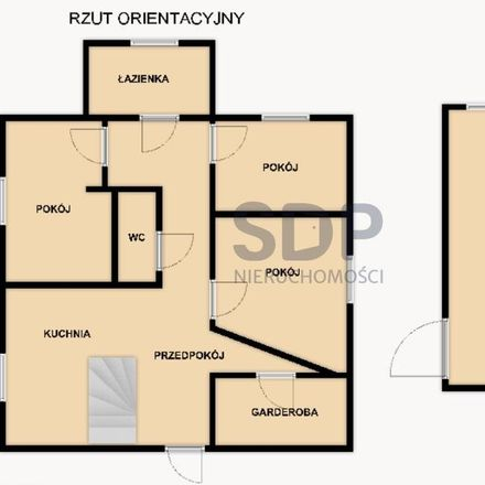 Rent this 4 bed apartment on Na Polance 12 in 51-109 Wroclaw, Poland
