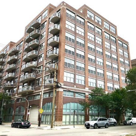 Rent this 1 bed loft on 933 West Van Buren Street in Chicago, IL 60607