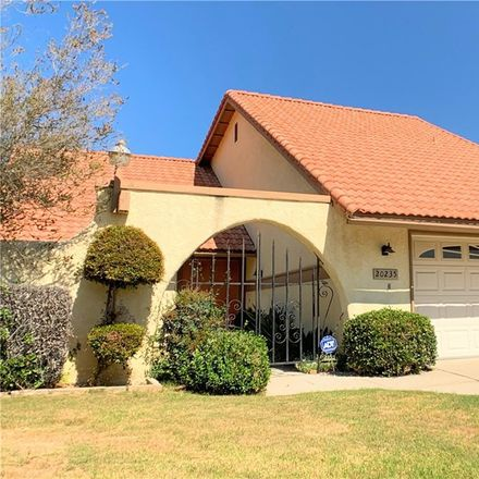 Rent this 4 bed house on 20235 Burnt Tree Lane in Walnut, CA 91789