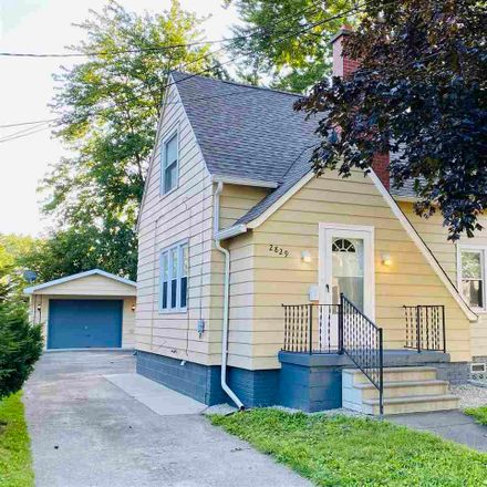 Rent this 2 bed apartment on 2829 Mackinaw Road in Saginaw, MI 48602