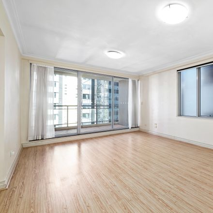 Rent this 1 bed apartment on Level20/197 Castlereagh Street