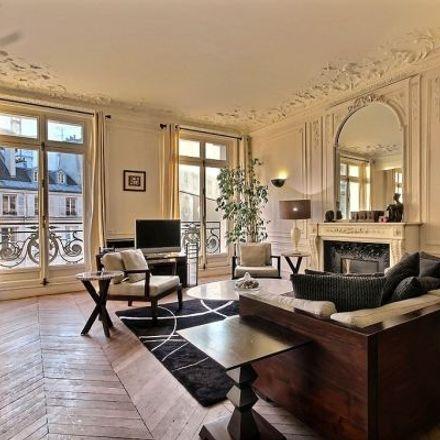 Rent this 3 bed apartment on 16 Rue de Sèvres in 75006 Paris, France