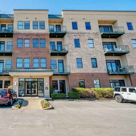 Rent this 2 bed condo on 8th Ave S in Nashville, TN