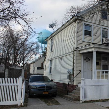 Rent this 3 bed house on 77 West Graham Avenue in Hempstead, NY 11550