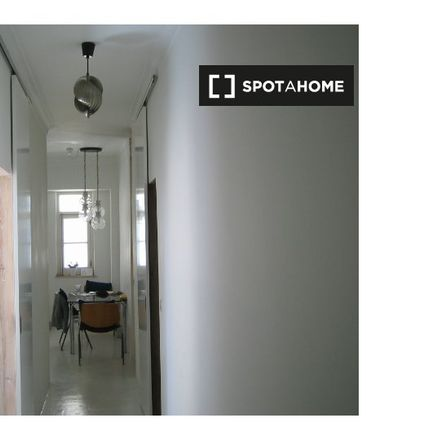 Rent this 2 bed apartment on Rua Doutor Almeida Amaral in 1150-314 Lisbon, Portugal