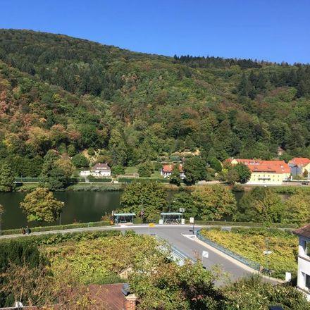 Rent this 1 bed apartment on Hausackerweg 21 in 69118 Heidelberg, Germany