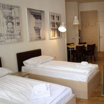 Rent this 2 bed apartment on Zirkusgasse 26 in 1020 Vienna, Austria