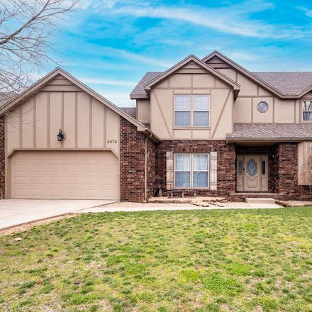 Rent this 4 bed house on S Wellington Dr in Springfield, MO