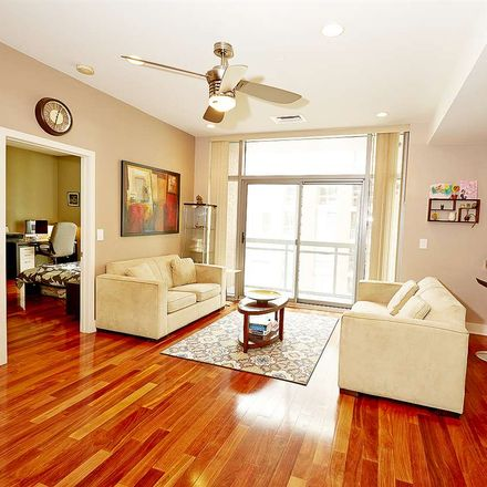 Rent this 2 bed townhouse on Marin Blvd in Jersey City, NJ