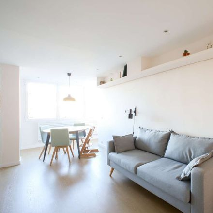 Rent this 1 bed apartment on Av. de Blasco Ibáñez in 114, 46022 València