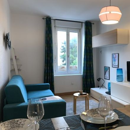 Rent this 1 bed apartment on 108 Rue d'Alembert in 38000 Grenoble, France