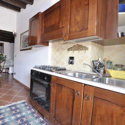 Rent this 4 bed apartment on Via Luigi Chiarini in 00128 Rome RM, Italy